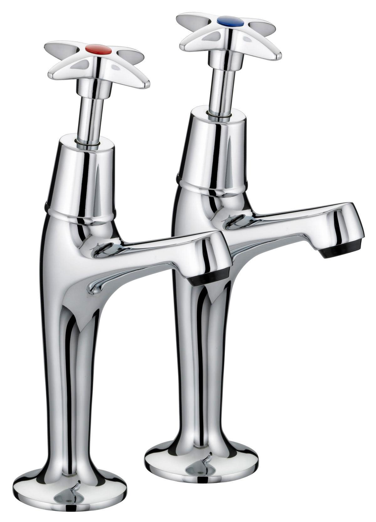 Kitchen Sink Pillar Taps