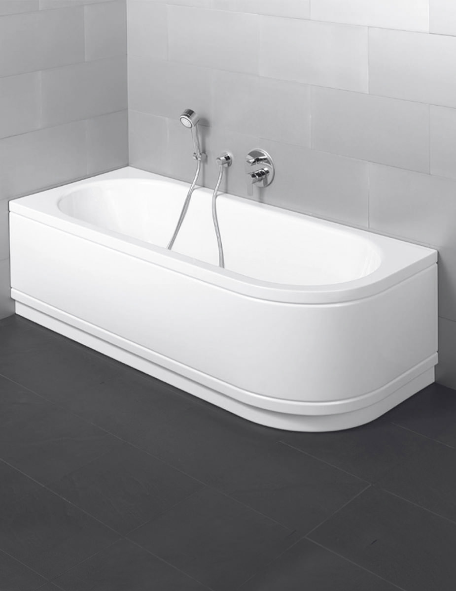 Bette starlet v comfort super steel bath 1800 x 800mm for Bath 1800