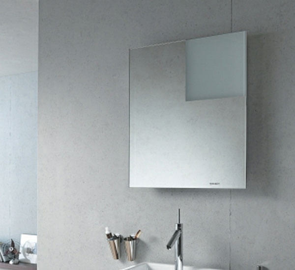 Duravit Starck Mirror With Lighting 600 X 700mm   S1971700000 ...