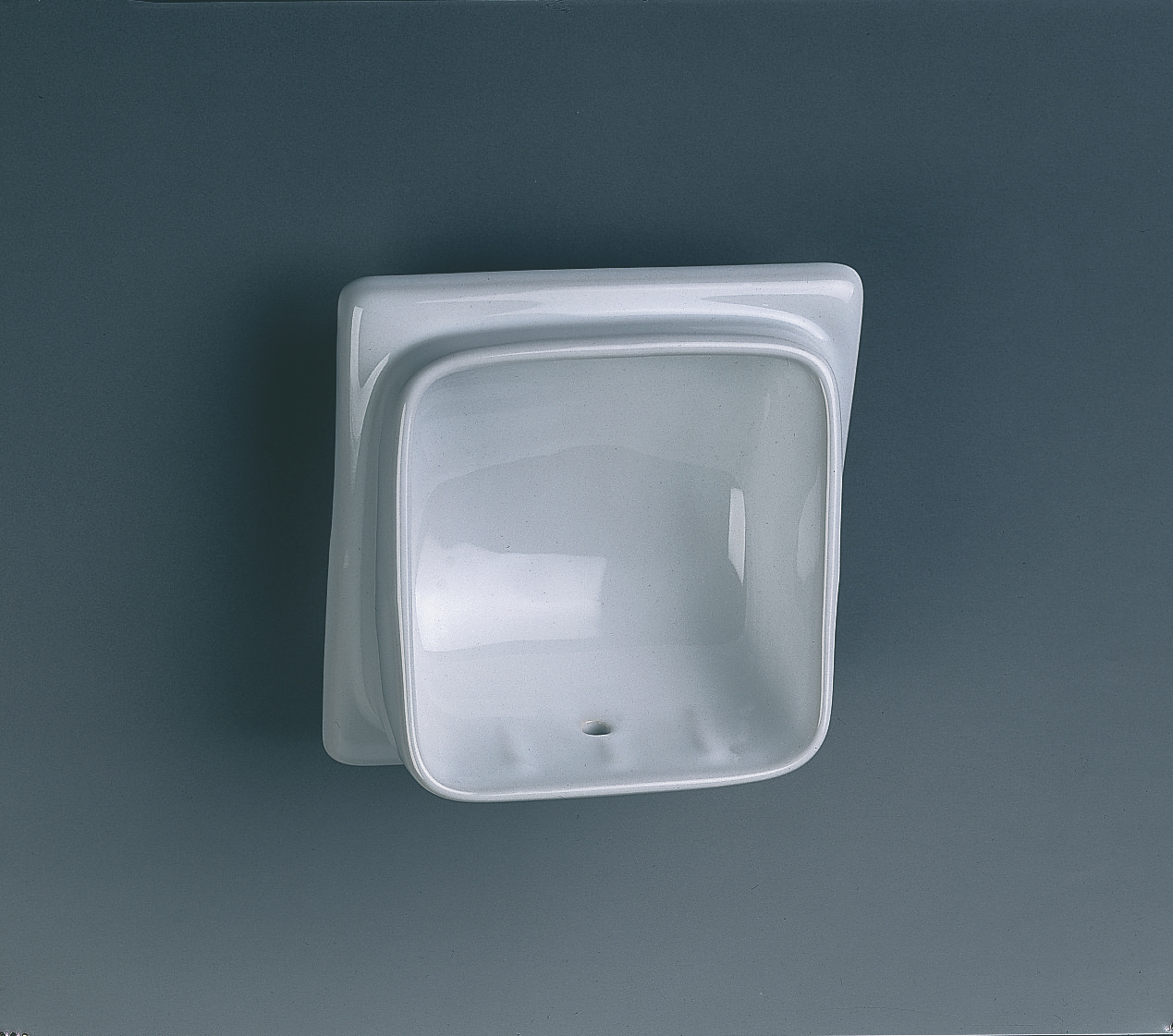 Twyford Built-In Semi Recessed Soap Dish | VC9808WH