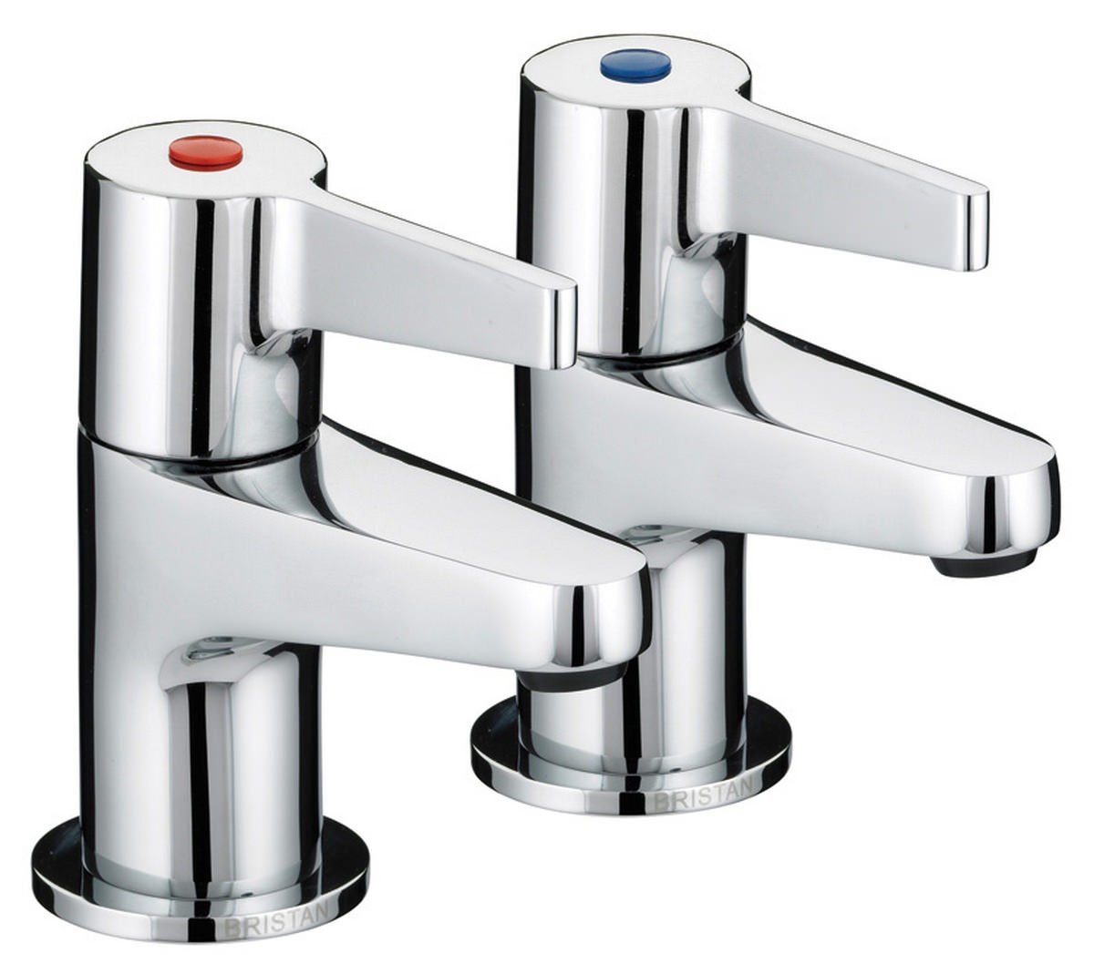 Bristan design utility lever 3 4 bath taps dul 3 4 c for Bathroom taps