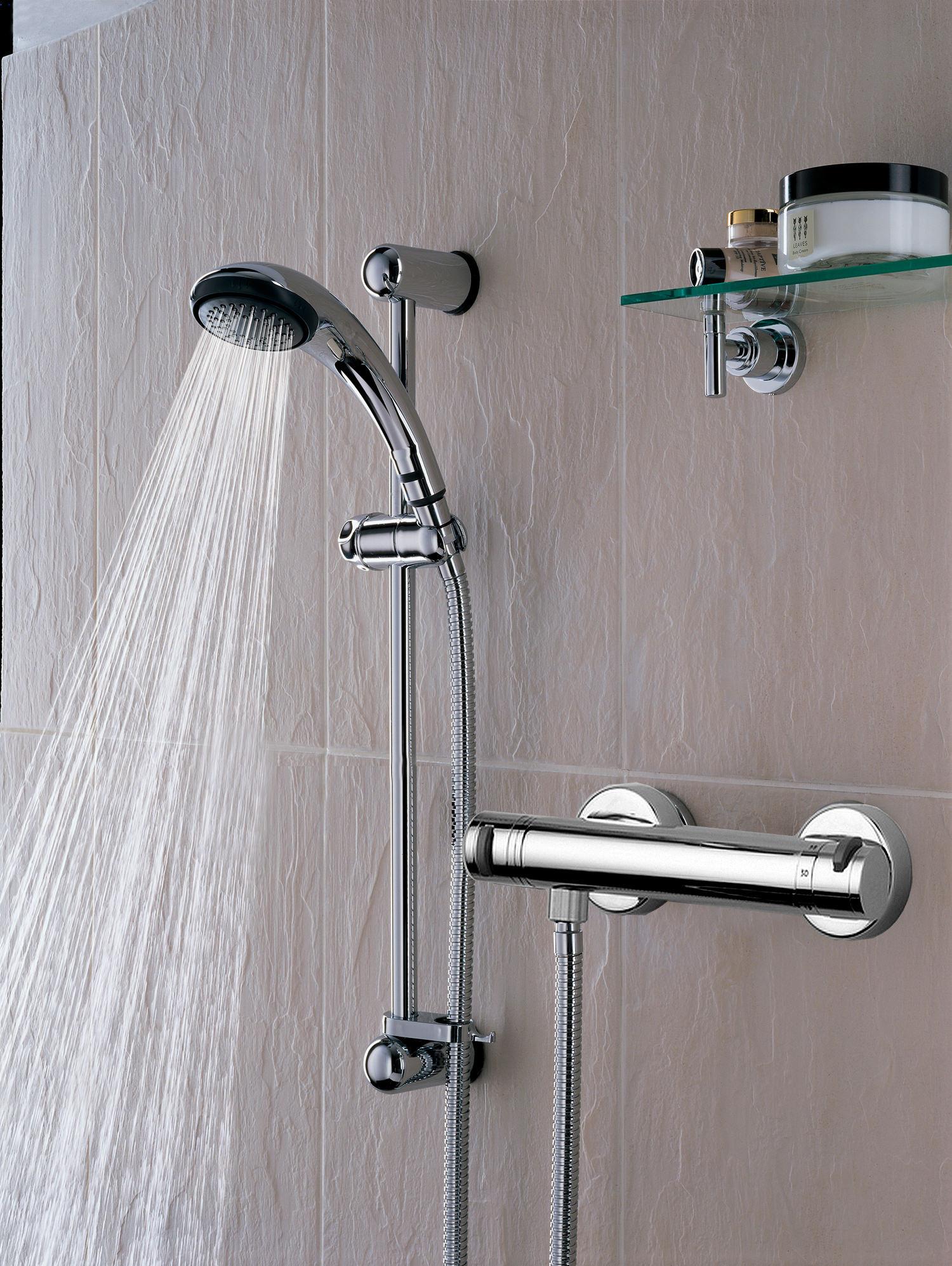 Bristan Artisan Thermostatic Bar Shower Valve Ar2 Shxsmff C