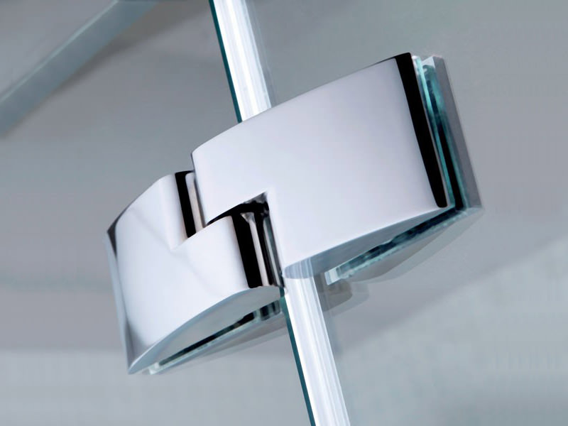Image 5 Of April Prestige2 Frame Less Hinge Shower Door Lh