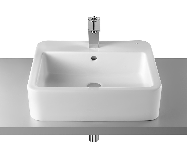 Roca Bathroom Fixtures : Roca Element On Countertop Basin 550mm Wide - 327576000
