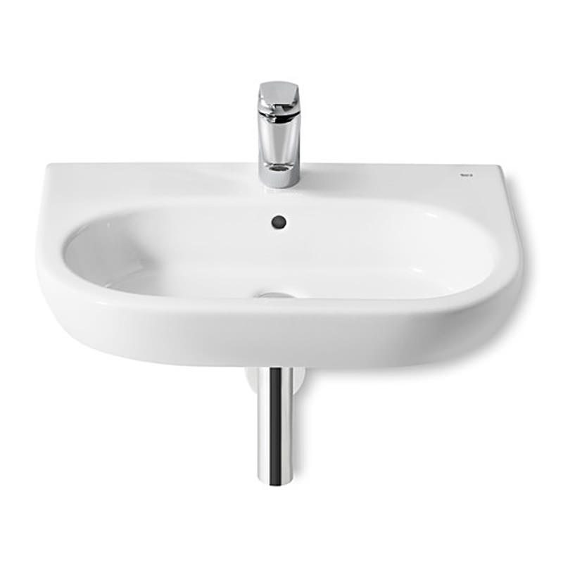 Roca Meridian N Wall Hung Wash Basin 500mm Wide 327244000