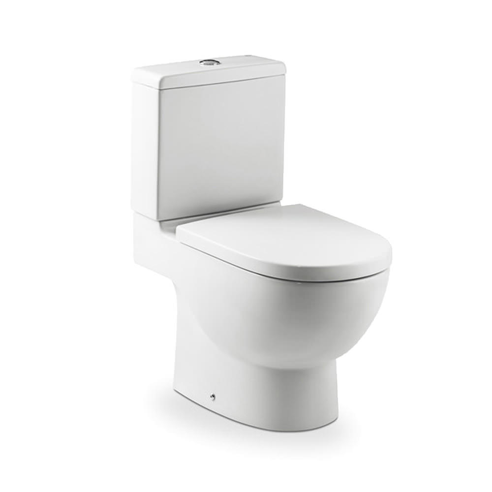Roca Meridian N Close Coupled Wc Pan With Cistern 342247000