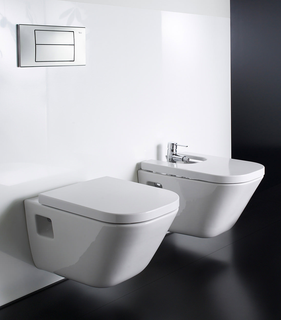 Roca the gap wall hung wc pan 540mm 346477000 for Roca the gap