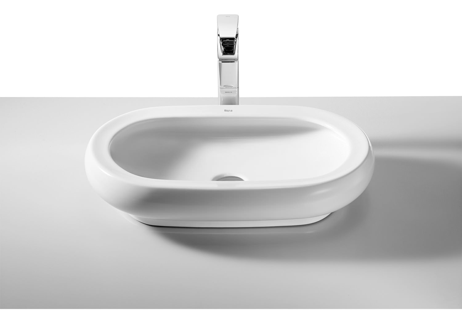 Roca Art Over Countertop Basin Without Taphole