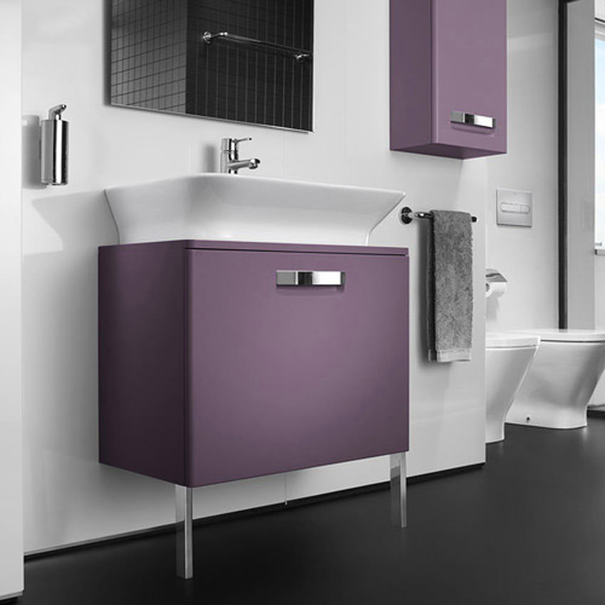 Roca The Gap Base Unit For 500mm Wide Basin 856523577