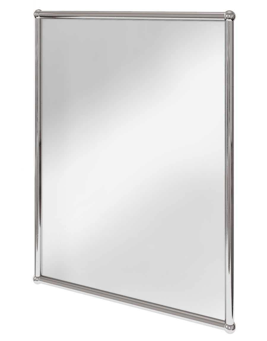Qs supplies bathroom mirrors standard mirrors burlington rectangular