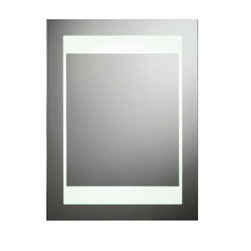 Tavistock Mood Back Lit Bathroom Mirror 450 X 700mm