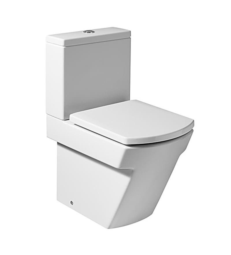 Roca Hall Back To Wall Wc Pan With Cistern 595mm