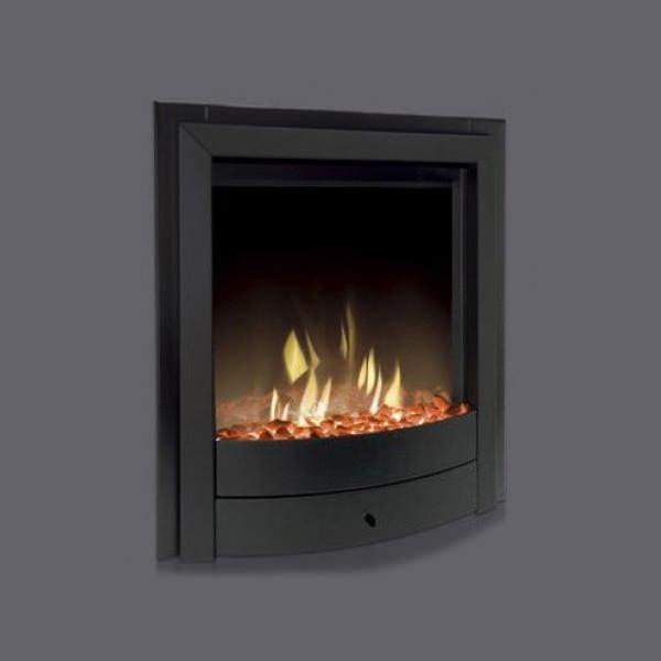 Dimplex X1 Electric Fire Black X1b