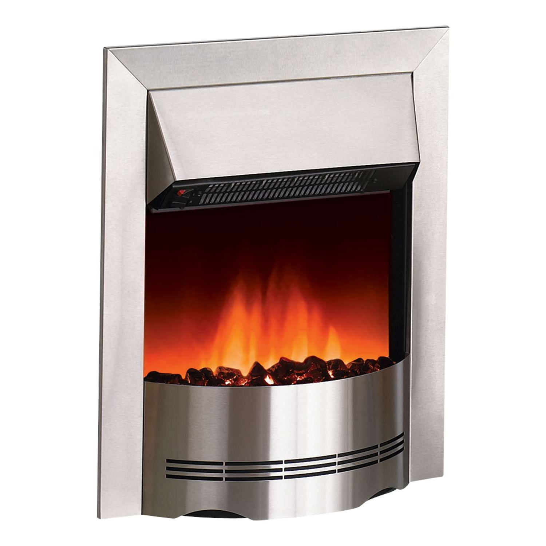 Dimplex Elda Electric Fire Stainless Steel Eld20