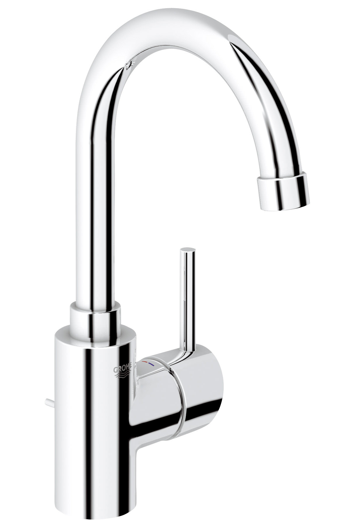 Grohe Concetto Basin Mixer Tap With Pop Up Waste 32629001