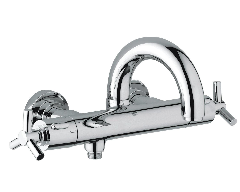 Grohe Spa Atrio Ypsilon Thermostatic Bath Shower Mixer Tap