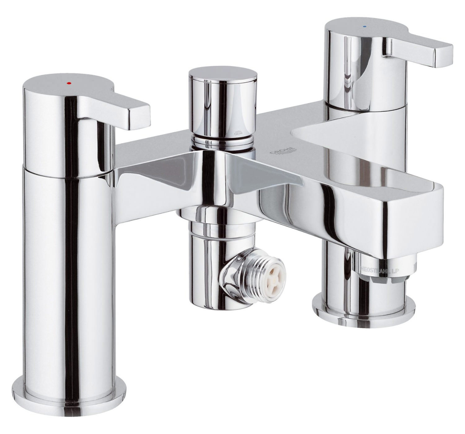 Grohe Lineare Half Inch Deck Mounted Bath Shower Mixer Tap 25113000