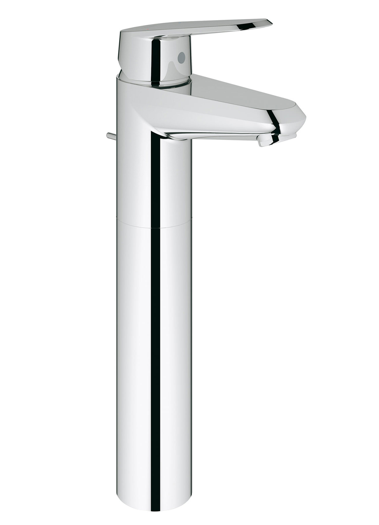 grohe eurodisc cosmopolitan basin mixer tap with pop up waste 23055002. Black Bedroom Furniture Sets. Home Design Ideas