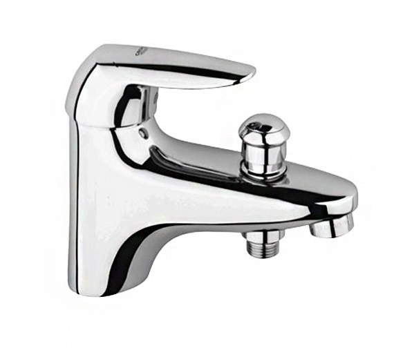 grohe eurodisc single lever bath shower mixer tap 33358000. Black Bedroom Furniture Sets. Home Design Ideas