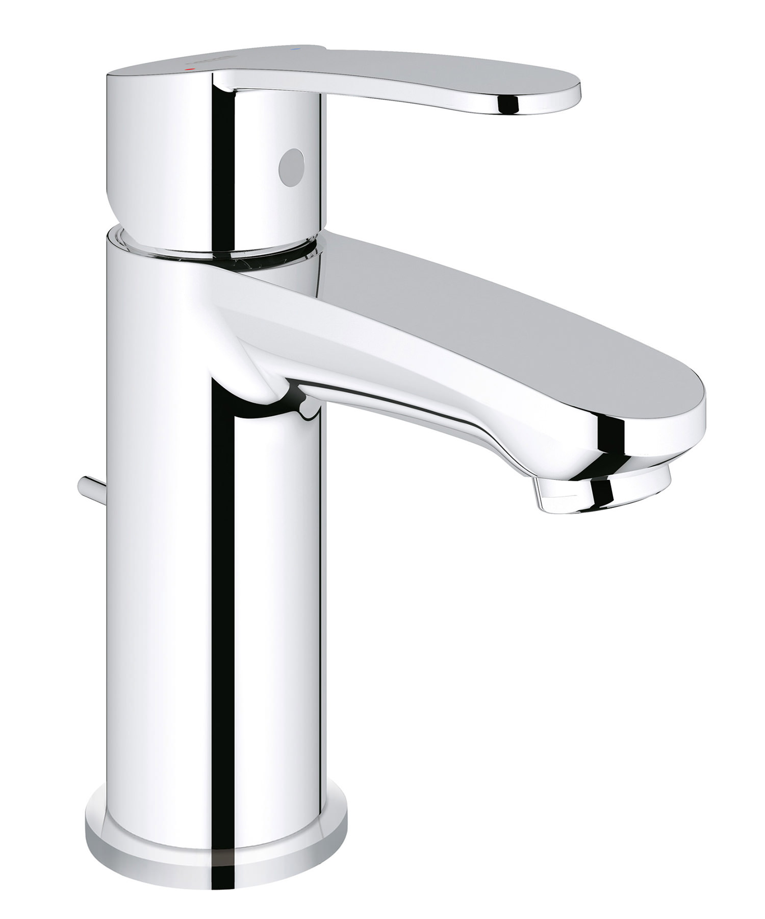 grohe eurostyle cosmo half inch basin mixer tap 23037002. Black Bedroom Furniture Sets. Home Design Ideas