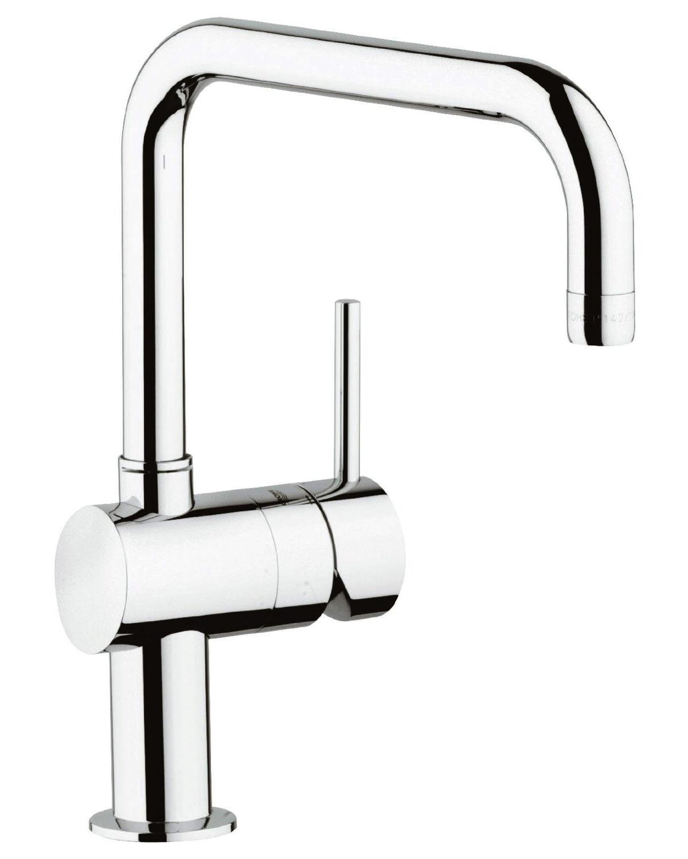 Grohe Minta Half U Spout Inch Sink Mixer Tap - 32488000