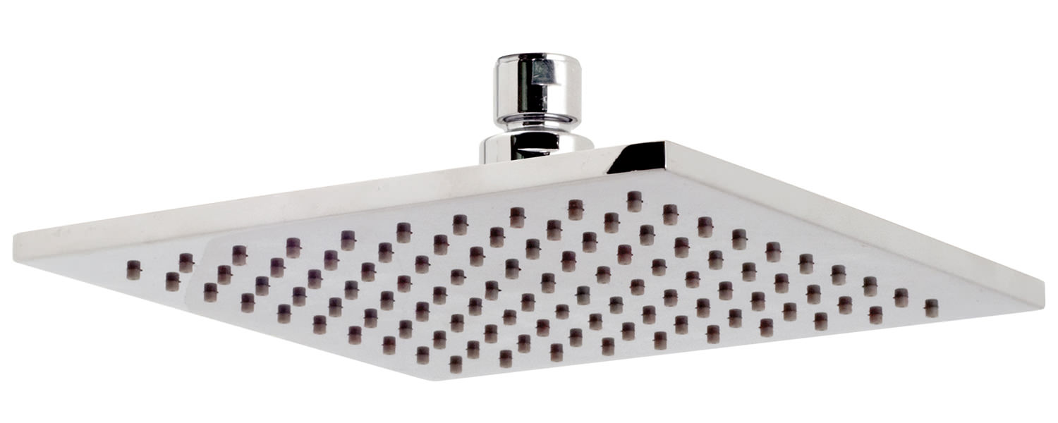 Exceptionnel Vado Atmosphere Aerated 200mm Shower Head Square ...