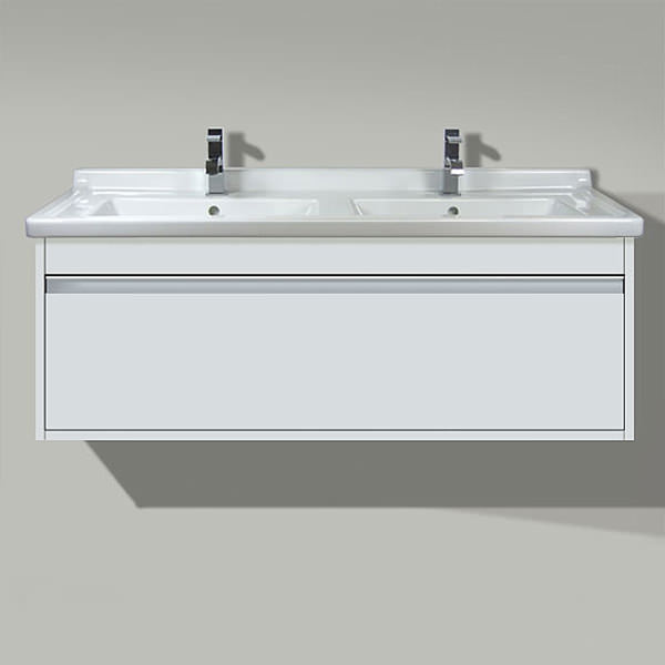 New  Large 440mm LH Vanity Unit And 480mm Starck 3 Basin  XL6525L1818