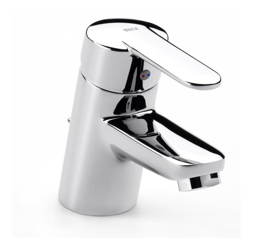 Roca V2 Basin Mixer Tap With Pop Up Waste 5a3025c00