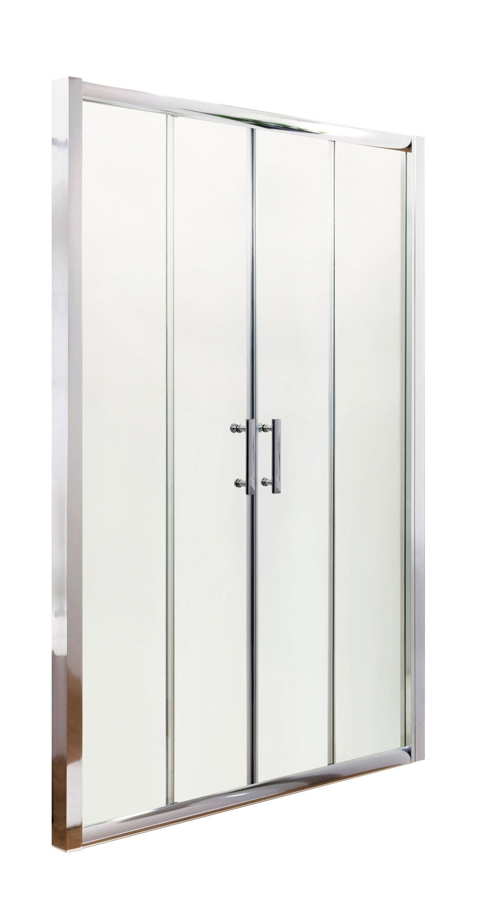 Lauren pacific double sliding shower door 1700mm aqsld17 for 1700 shower door