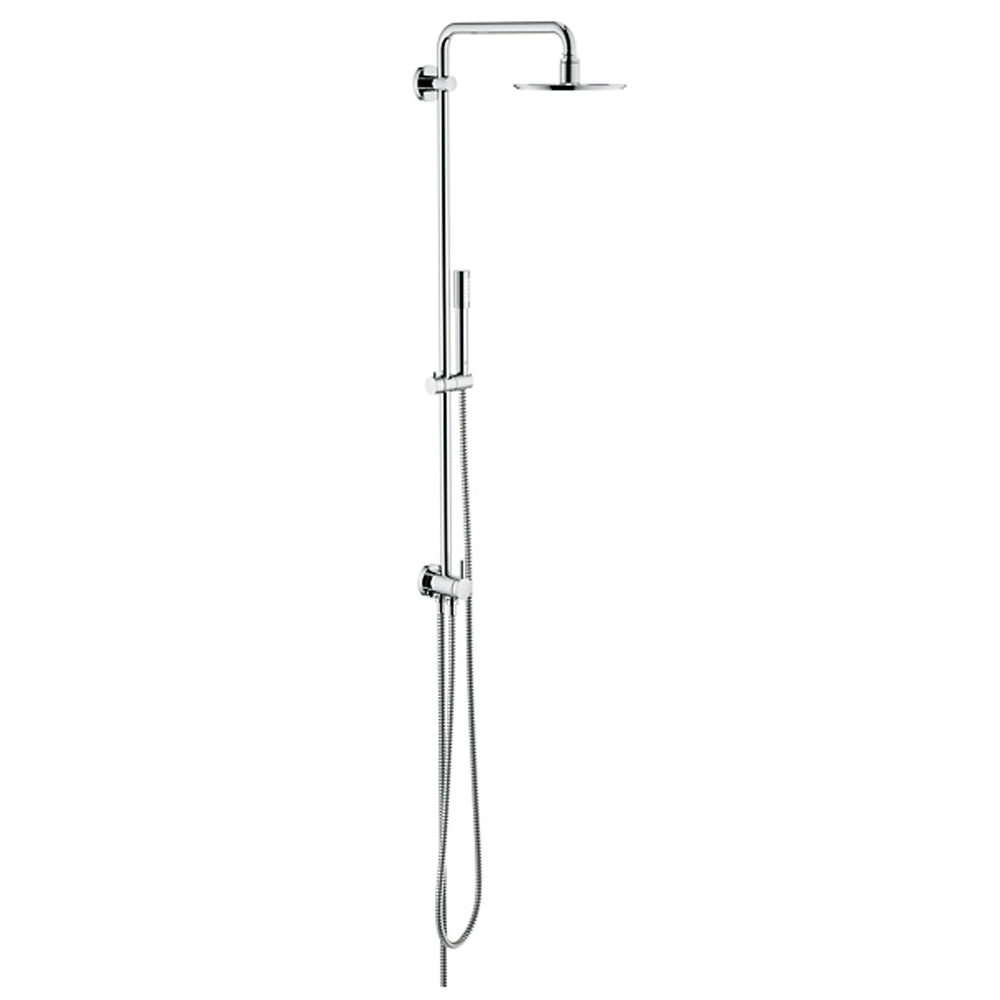how to lay tile in a bathroom rainshower shower system with diverter and chrome 26140