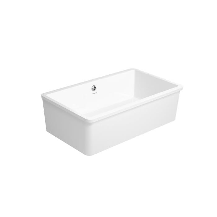Duravit Vero 80 Undercounter 745 x 445mm Kitchen Sink