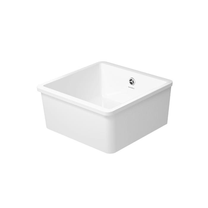 Duravit Vero 50 Undercounter 445x445mm Kitchen Sink 7514450071