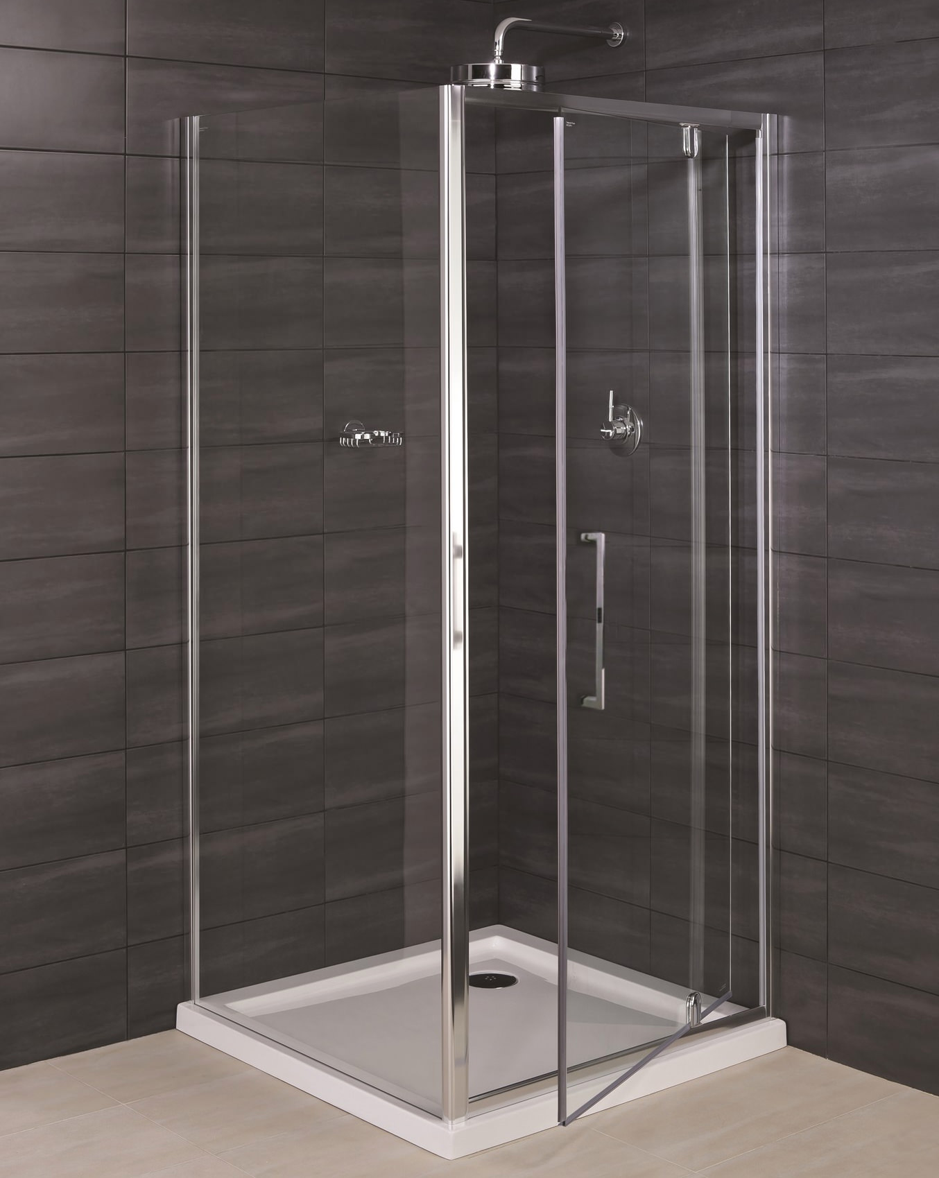Rak Deluxe 8 Pivot Shower Enclosure Door 900mm Rak8piv900