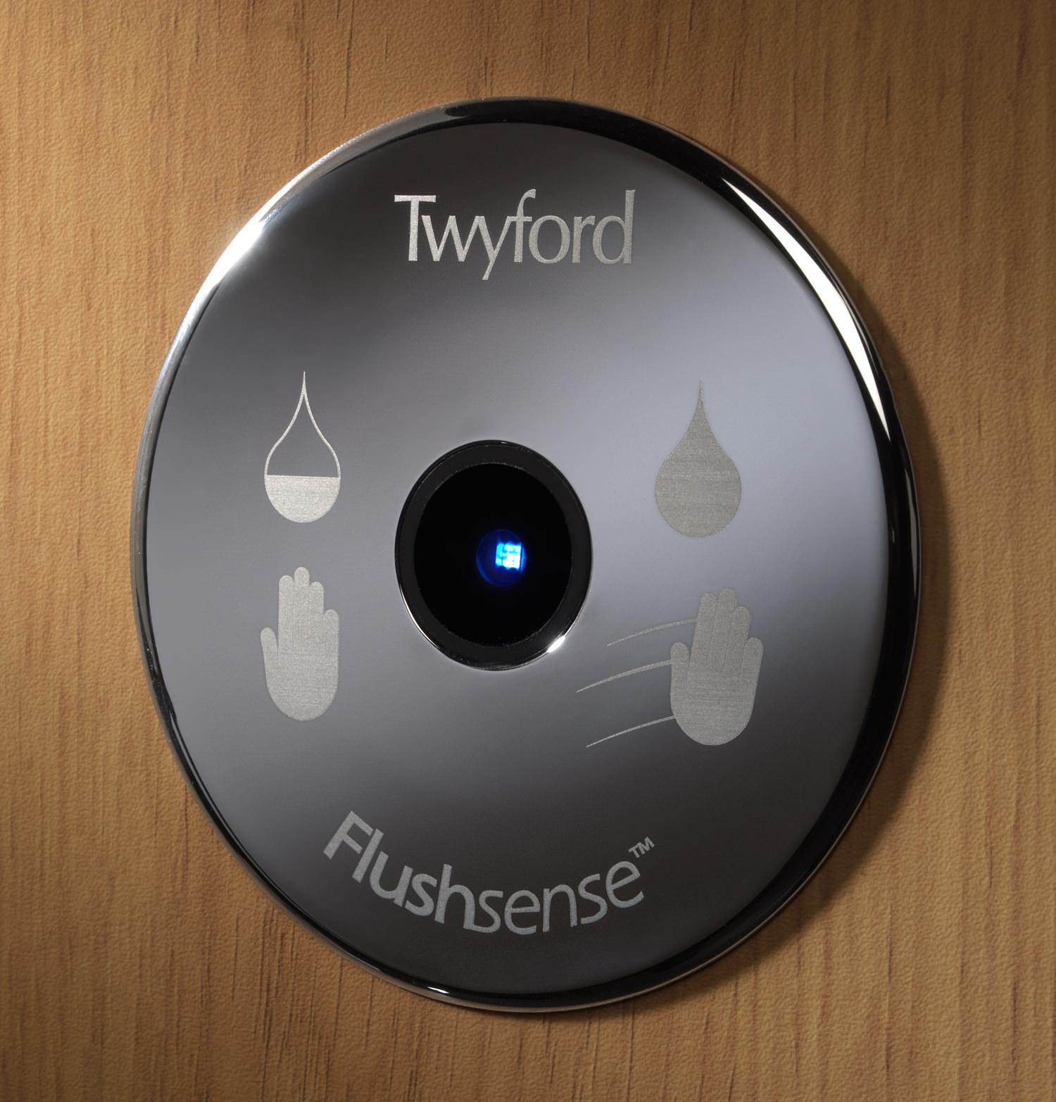 Twyford Dual Flush Flushsense Infra Red Sensor Cf9301cp