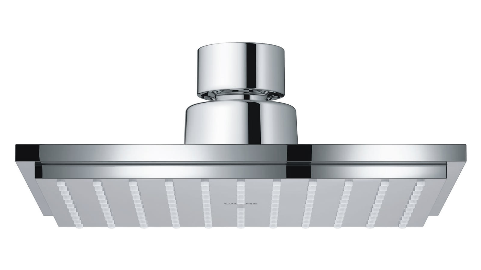 grohe euphoria cube shower head 150mm 27705000. Black Bedroom Furniture Sets. Home Design Ideas
