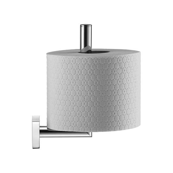 Duravit Karree Chrome Spare Toilet Paper Holder 0099561000