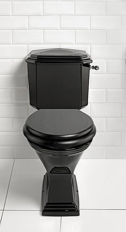 Black Toilet Uk