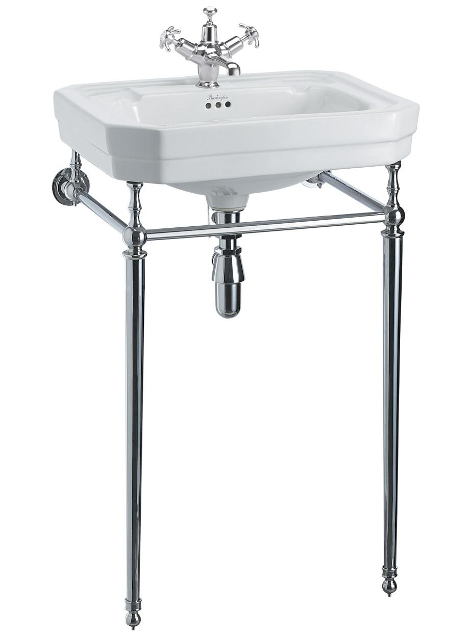 Burlington Victorian 560mm Medium Basin And Wash Stand