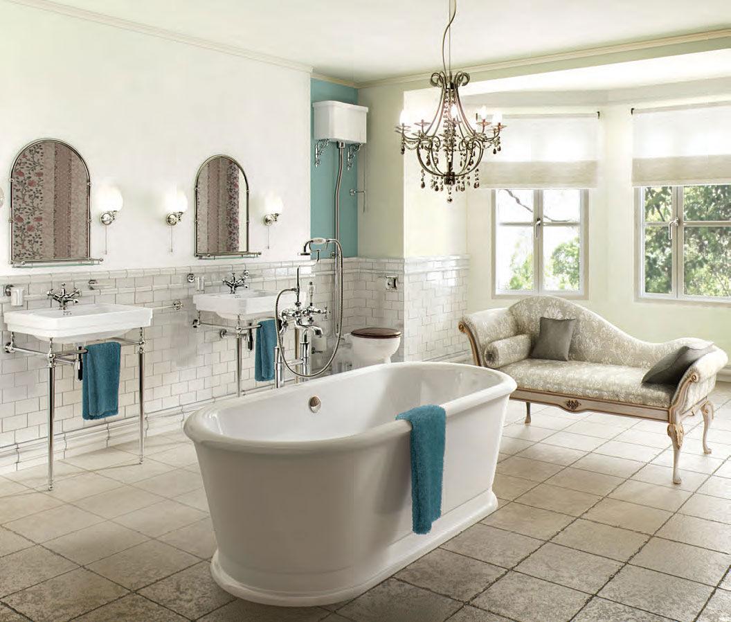 Victorian Bathroom Suite -