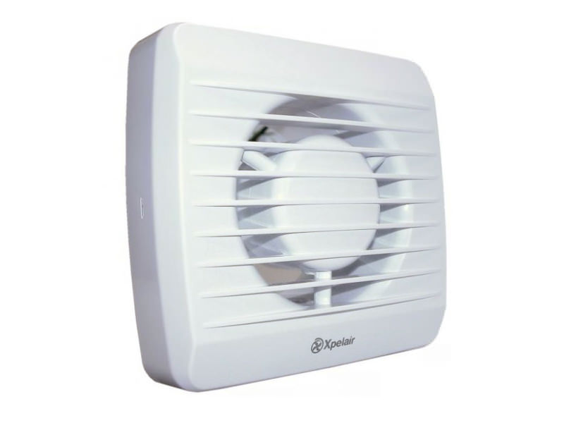 Low Voltage Blower : Xpelair lv bp low voltage axial extract fan with pull chord