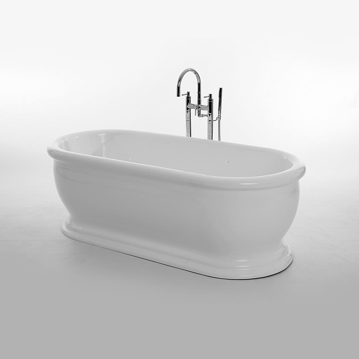 Royce Morgan Aldo Freestanding Double Ended Bath 1745 X 790mm