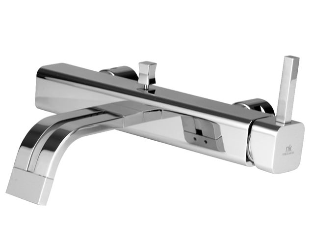 Porcelanosa noken neox bath shower mixer tap with diverter for Porcelanosa faucets