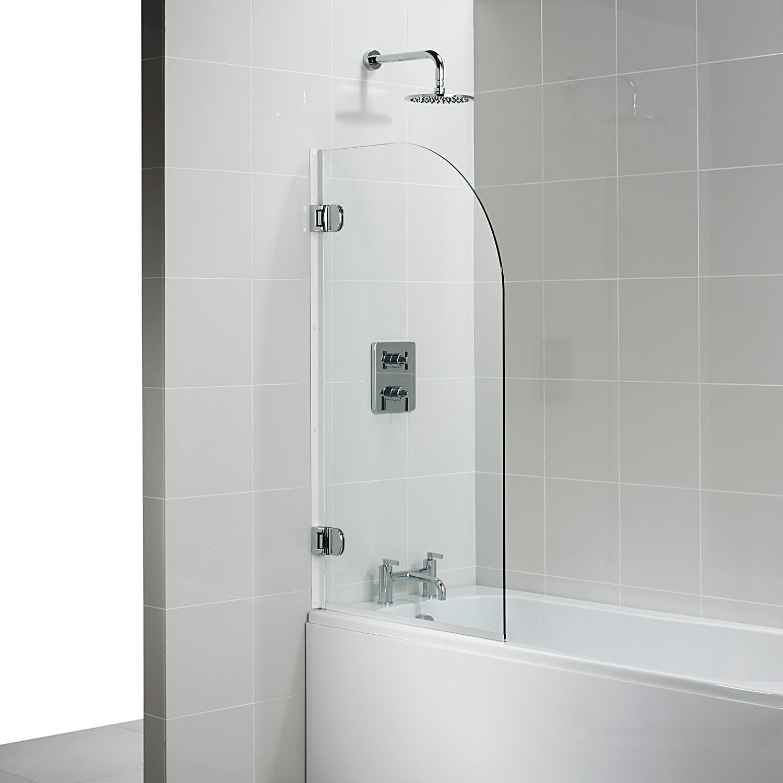 Ideal Standard Connect Rialto 765 X 1340mm Bath Screen