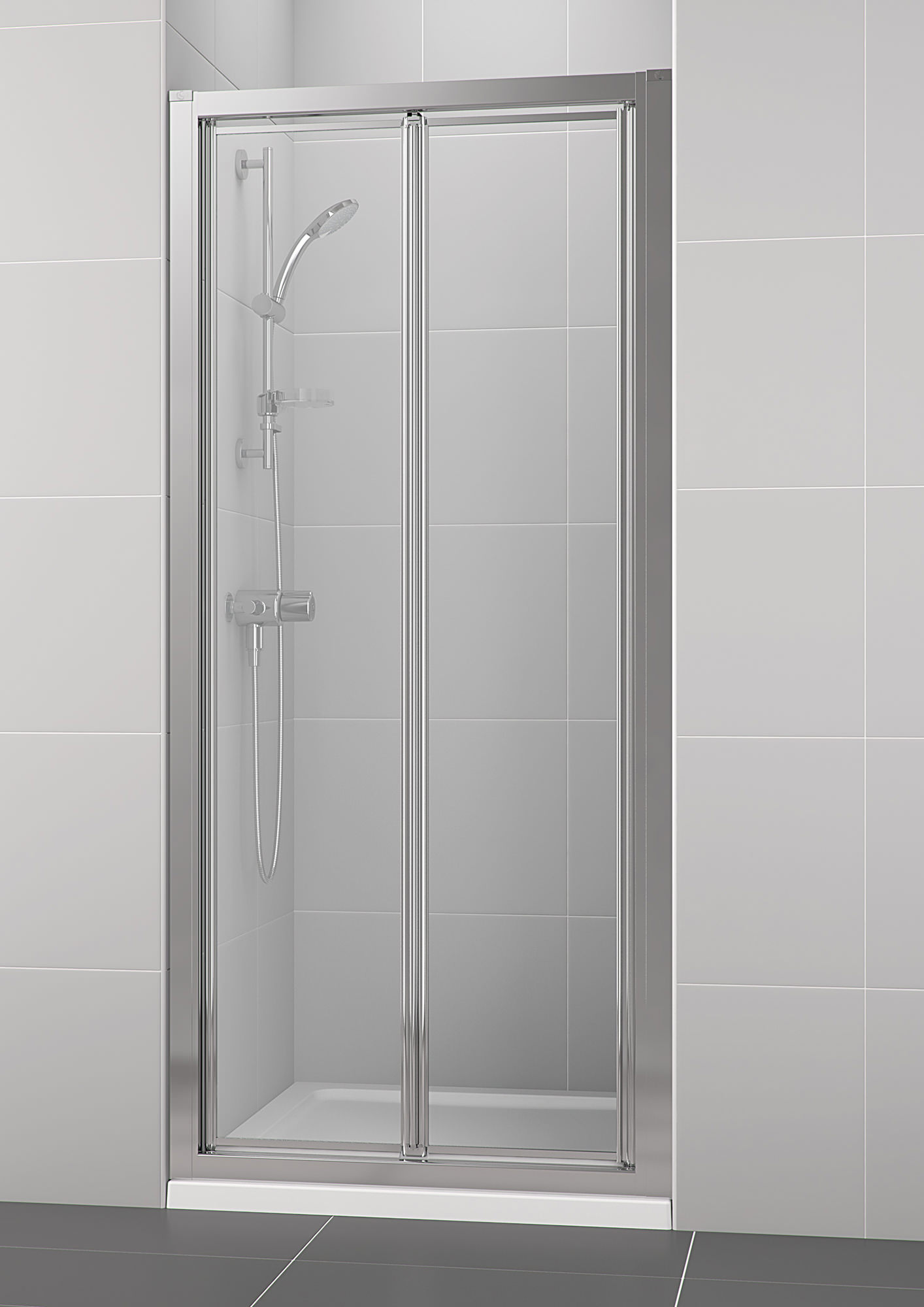 Ideal Standard Connect 800mm Bifold Shower Enclosure Door