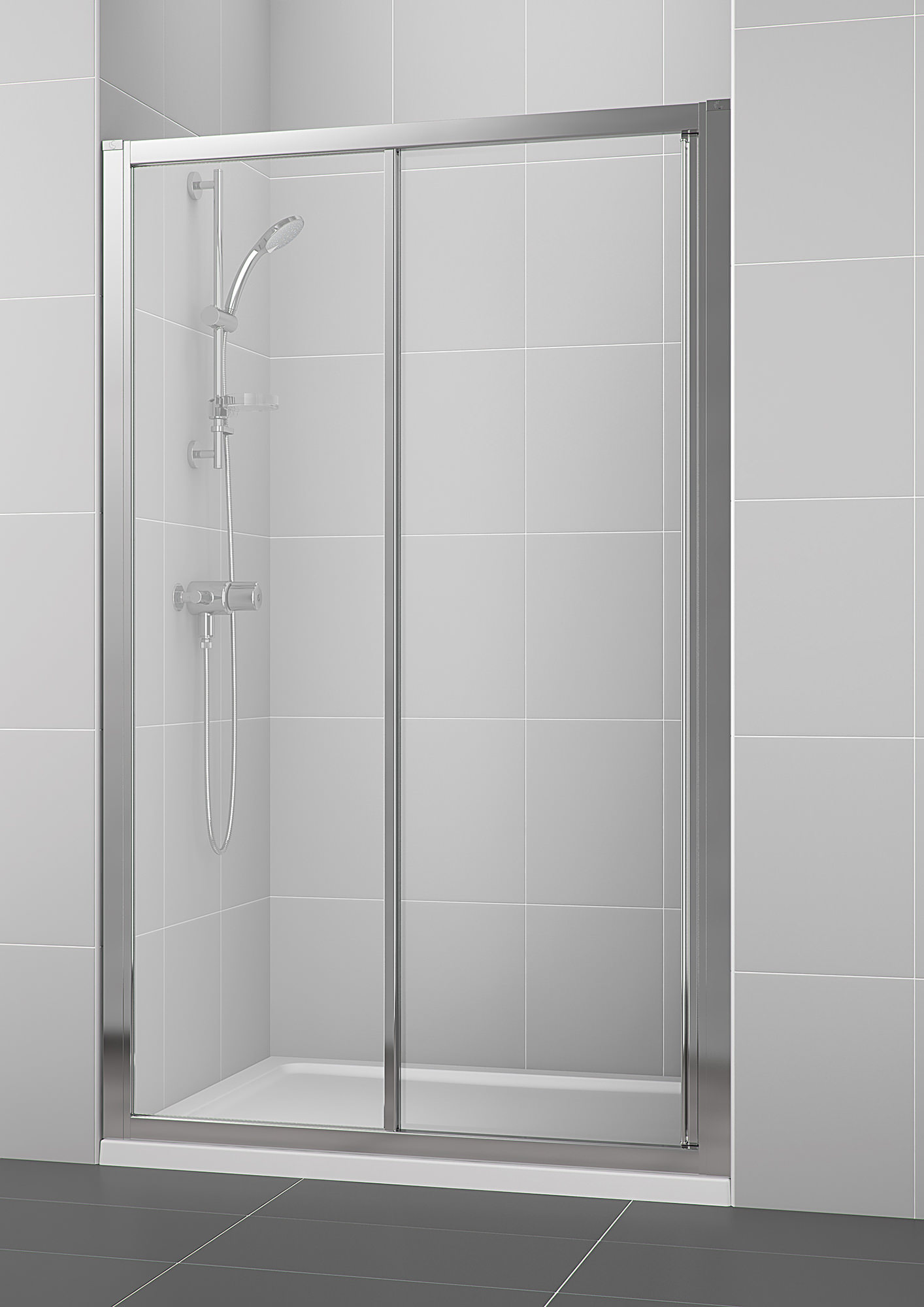 Ideal Standard Connect 1200mm Slider Shower Enclosure Door