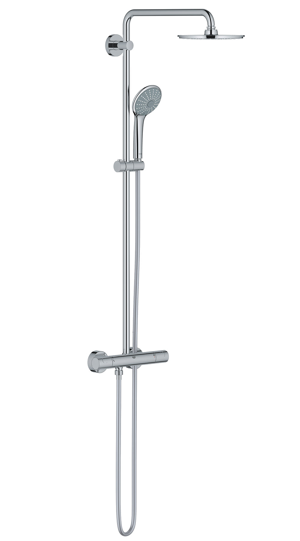 Grohe Euphoria Thermostatic 210 Shower System 27964000