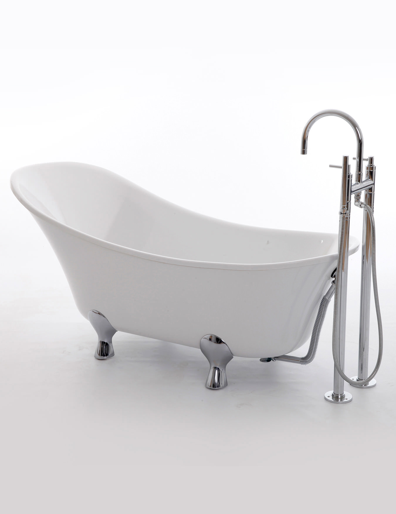 Royce Morgan Kingswood Freestanding Slipper Bath 1750 x 740mm