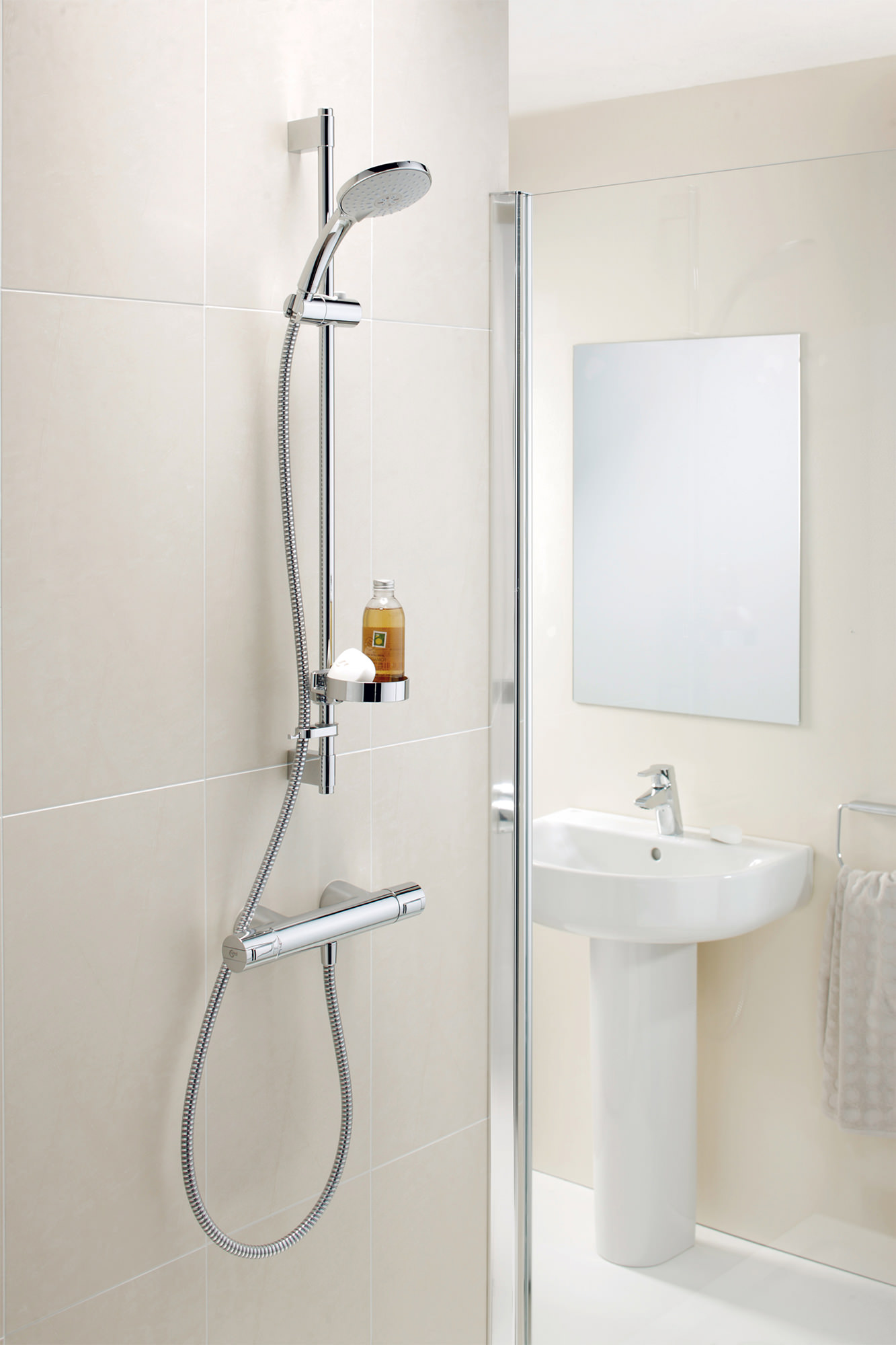 Ideal Standard Ceratherm 200 Thermostatic Exposed Shower Valve