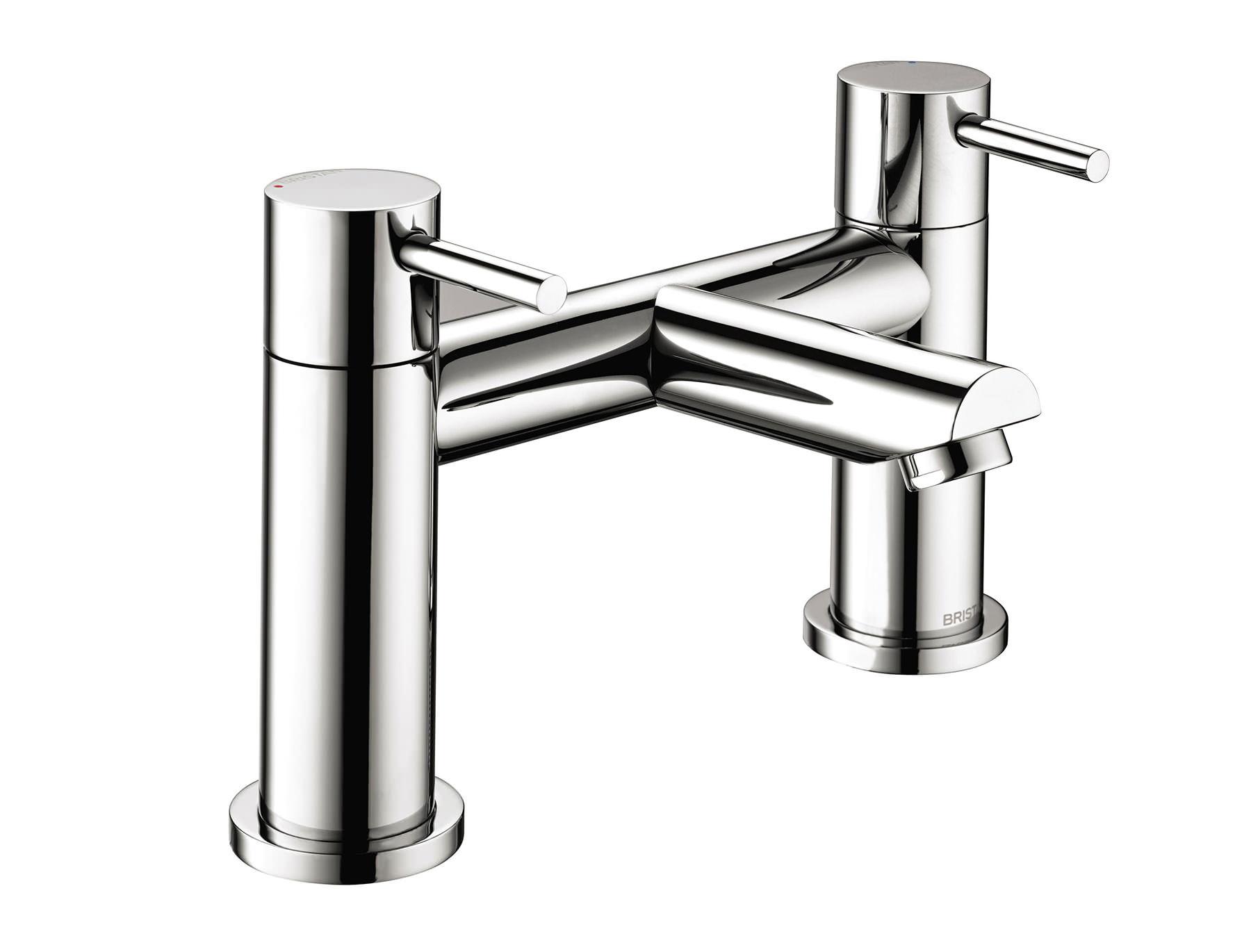 Chrome Bristan Kitchen Taps: Bristan Blitz Bath Filler Tap Chrome
