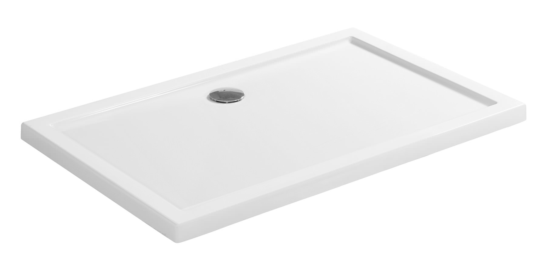 simpsons low profile x 1000mm simpsons rectangular low profile shower tray